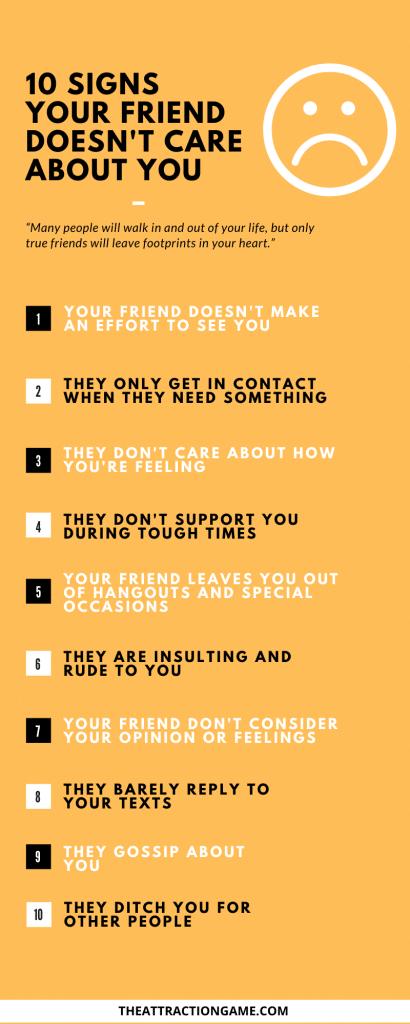 Friendship symptoms toxic 5 Signs