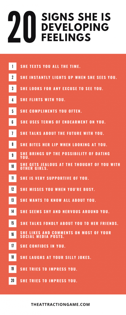 Signs a woman is jealous of you