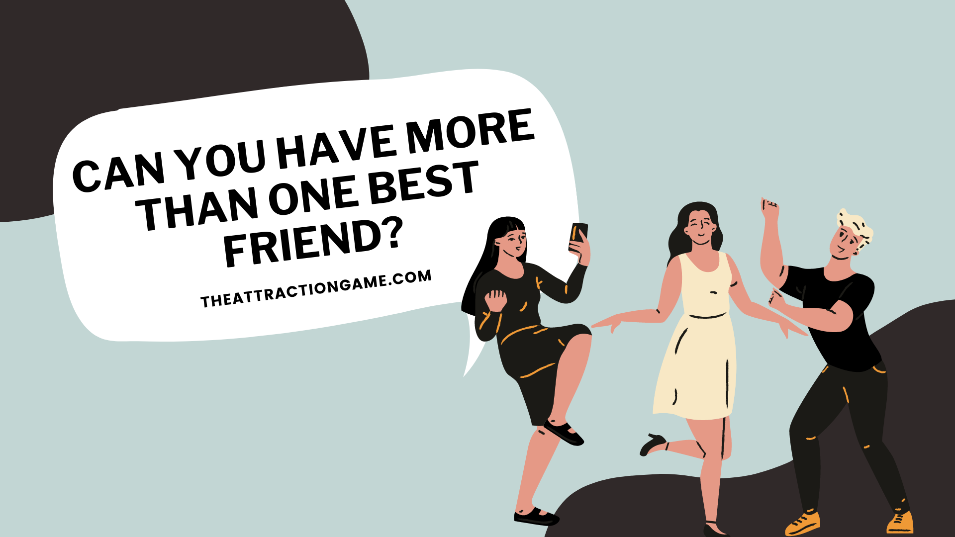 can you have more than one best friend, can you have more best friends, how many best friends can you have,can I have more than one best friend